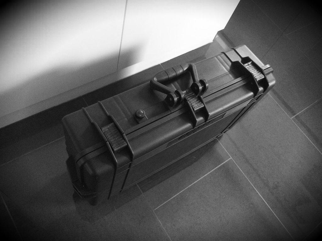 VR Transport Case 011