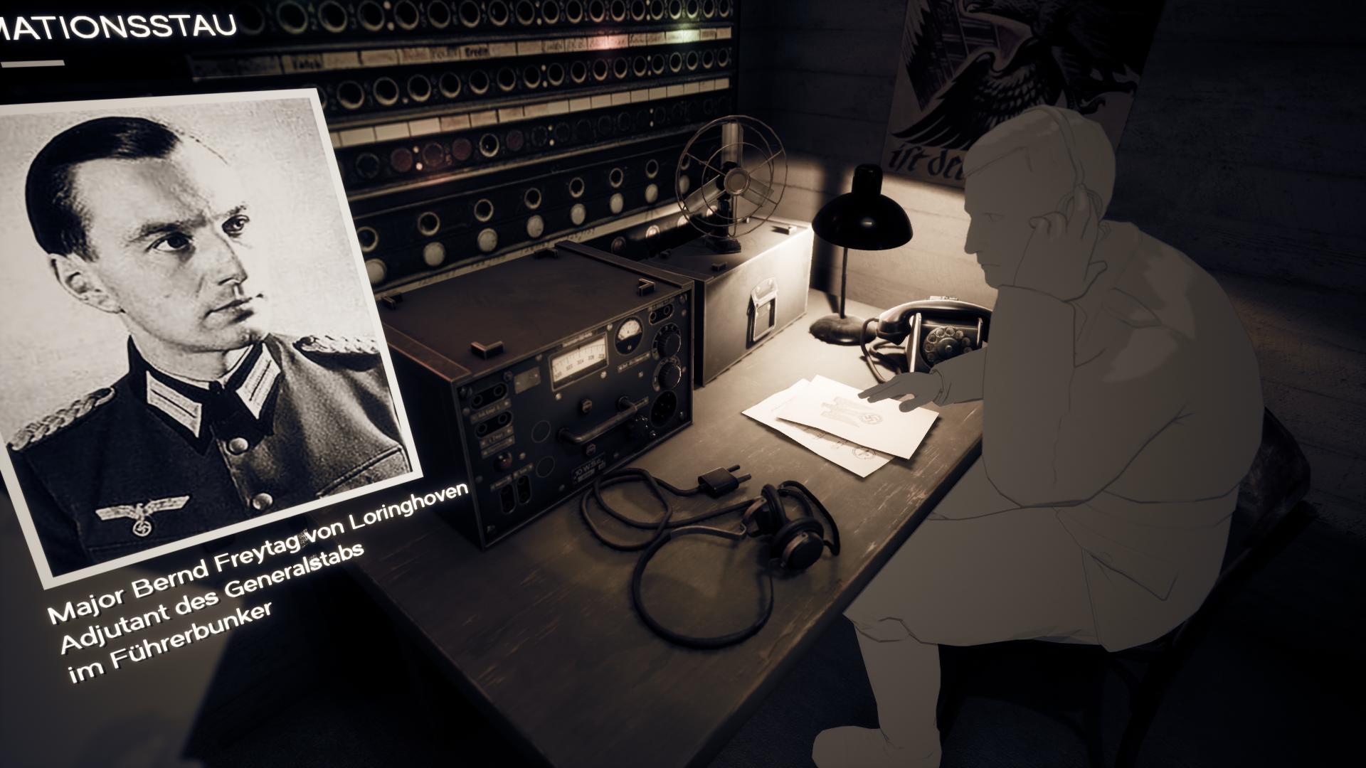 Führerbunker VR - Virtual Museum / Virtuelles Museum